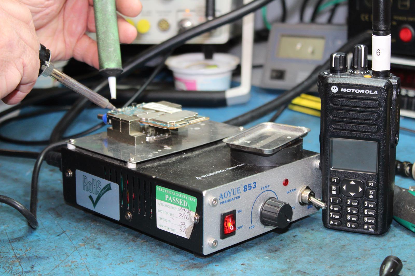 A Mobile Radio Wiring - All Diagram Schematics