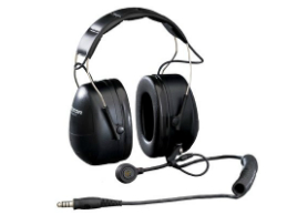 Headsets for Two-Way Radios