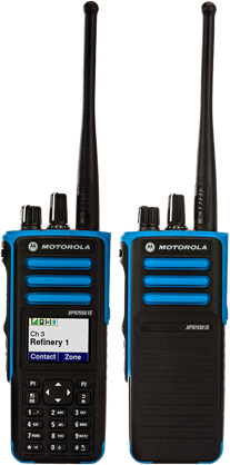 secure radios banner