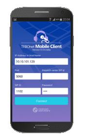 TrboNet Mobile Client