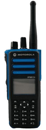 Motorola Atex DP4801ex