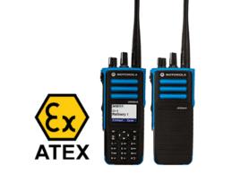 Atex Two Way Radios