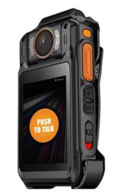 Telo T8 LTE Bodycam Radio